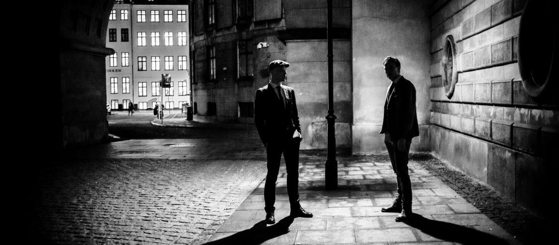 Thorbjørn Risager og Emil Balsgaard - Taking the good with the bad presspicture